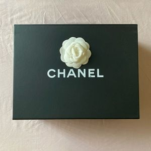 Chanel Magnetic Box